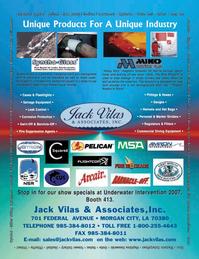 Marine Technology Magazine, page 1,  Jan 2007