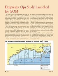 Marine Technology Magazine, page 38,  Jan 2007