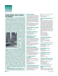 Marine Technology Magazine, page 42,  Jan 2007