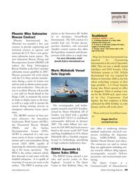 Marine Technology Magazine, page 49,  Jan 2007