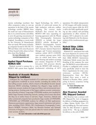 Marine Technology Magazine, page 50,  Jan 2007