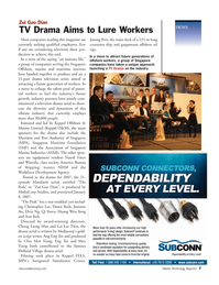 Marine Technology Magazine, page 7,  Jan 2007 Ang Eng Tee