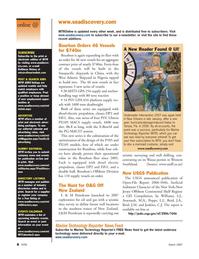 Marine Technology Magazine, page 8,  Mar 2007 Florida