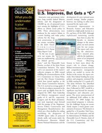 Marine Technology Magazine, page 10,  Mar 2007 Stevens Fishery