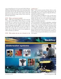 Marine Technology Magazine, page 23,  Mar 2007 United States