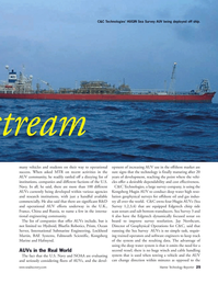 Marine Technology Magazine, page 25,  Mar 2007 National Oceanic and Atmospheric Administration