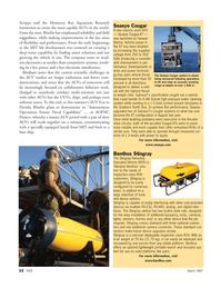Marine Technology Magazine, page 32,  Mar 2007 XT