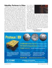 Marine Technology Magazine, page 33,  Mar 2007 Lancang river