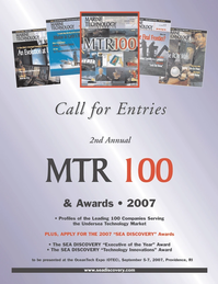 Marine Technology Magazine, page 45,  Mar 2007 Rob