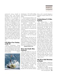 Marine Technology Magazine, page 53,  Mar 2007 South Florida