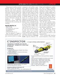 Marine Technology Magazine, page 11,  Jul 2007 electronics division