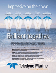 Marine Technology Magazine, page 2nd Cover,  Jul 2007