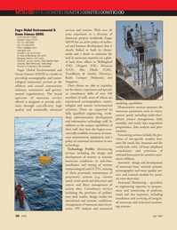 Marine Technology Magazine, page 20,  Jul 2007 Jeff Coutts