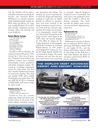 Marine Technology Magazine, page 21,  Jul 2007 Texas