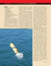 Marine Technology Magazine, page 22,  Jul 2007 Hydroid Unit