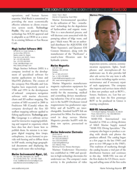 Marine Technology Magazine, page 27,  Jul 2007 New Jersey