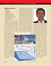 Marine Technology Magazine, page 30,  Jul 2007 MakaiLay