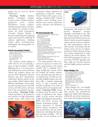 Marine Technology Magazine, page 41,  Jul 2007 Laser