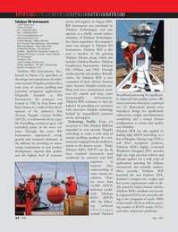 Marine Technology Magazine, page 42,  Jul 2007 ADCP technology