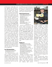 Marine Technology Magazine, page 43,  Jul 2007 undersea communications technology