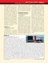 Marine Technology Magazine, page 47,  Jul 2007 Underwater Acoustic Modems