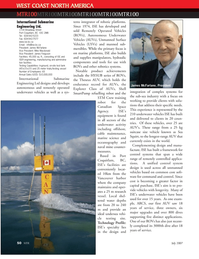 Marine Technology Magazine, page 50,  Jul 2007 James McFarlane