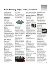 Marine Technology Magazine, page 55,  Jul 2007 Washington