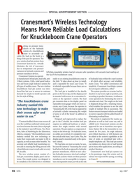 Marine Technology Magazine, page 56,  Jul 2007