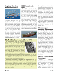Marine Technology Magazine, page 58,  Jul 2007 Senate