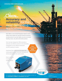 Marine Technology Magazine, page 7,  Jul 2007