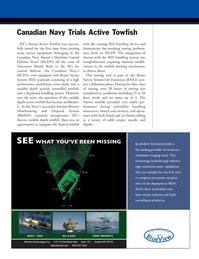 Marine Technology Magazine, page 17,  May 2008
