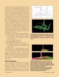 Marine Technology Magazine, page 27,  May 2008 Connecticut