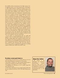 Marine Technology Magazine, page 31,  May 2008 Connecticut