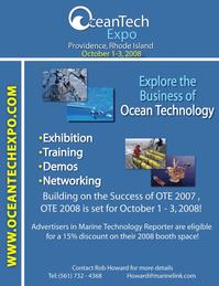 Marine Technology Magazine, page 32,  May 2008