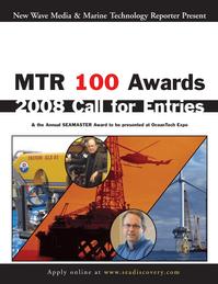 Marine Technology Magazine, page 33,  May 2008 Present