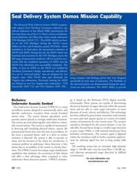 Marine Technology Magazine, page 42,  May 2008 United States Navy