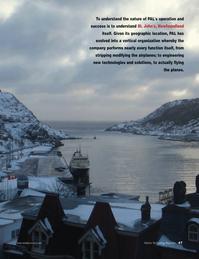 Marine Technology Magazine, page 47,  May 2008 Newfoundland