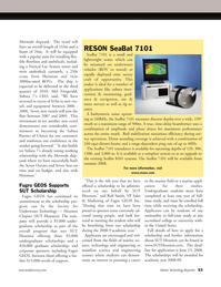 Marine Technology Magazine, page 53,  May 2008 Houston Chapter