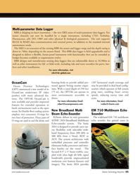 Marine Technology Magazine, page 55,  May 2008