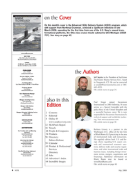Marine Technology Magazine, page 4,  May 2008 Vladimir Bibik