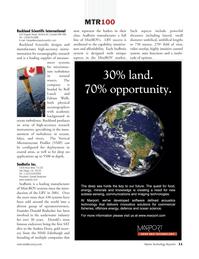 Marine Technology Magazine, page 11,  Jul 2008 Rolf Lueck