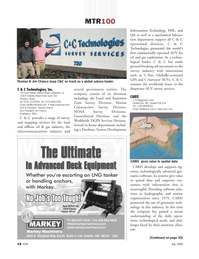Marine Technology Magazine, page 14,  Jul 2008 Louisiana