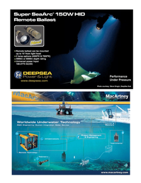 Marine Technology Magazine, page 19,  Jul 2008