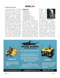 Marine Technology Magazine, page 20,  Jul 2008 Vladimir Paramygin