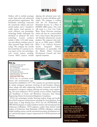 Marine Technology Magazine, page 25,  Jul 2008 key technologies