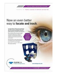 Marine Technology Magazine, page 1,  Jul 2008