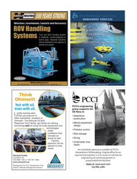 Marine Technology Magazine, page 29,  Jul 2008 Minerals Management Service