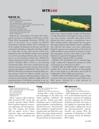 Marine Technology Magazine, page 30,  Jul 2008 Graham Lester