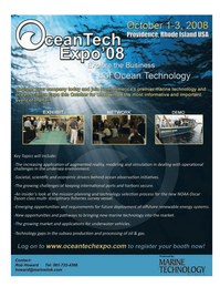 Marine Technology Magazine, page 32,  Jul 2008