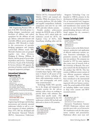 Marine Technology Magazine, page 39,  Jul 2008 Merwede